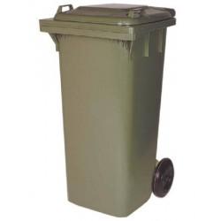 Contenedor plástico para basura Jcoplastic