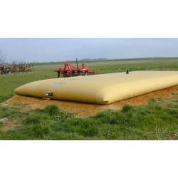 Cisterna flexible para agua HPV-9 50000 L