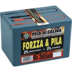 Pila 9V 365W para pastor eléctrico