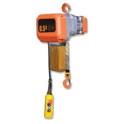 Polipasto eléctrico PECP-0,5