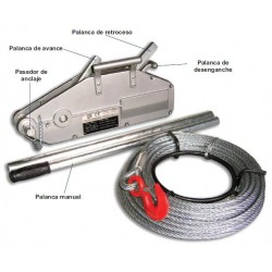 Tensor de cable TC-1600