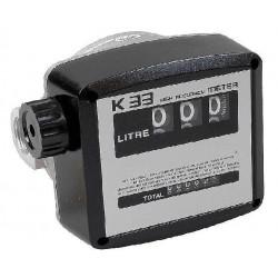 Contador mecánico para gasóleo K-33