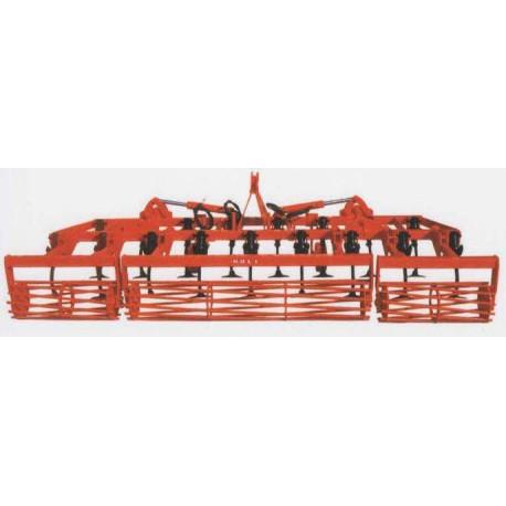 Rodillo para cultivador de 11-33 brazos
