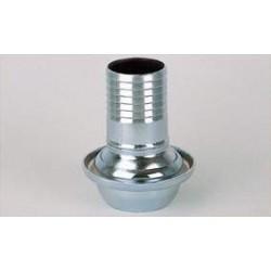Enlace a rótula en hierro FG. 119-M, macho para manguera S-7 70mm