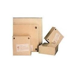 Pack (25 und) Cartón filtrante CKP V20 Esterilizante