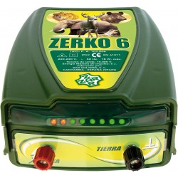 Pastor eléctrico ZERKO 6J