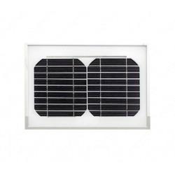 Panel solar monocristalino 5W