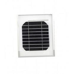 Panel solar monocristalino 3W