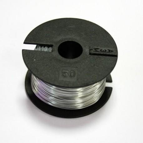 Bobina hilo hierro recocido biodegradable 50mm INFACO