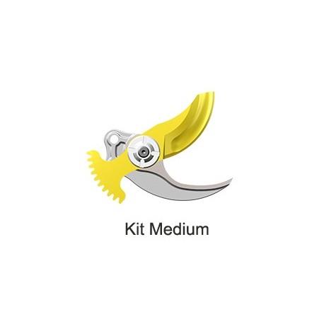 Kit cabezal intercambiable Electrocoup MedioF3015