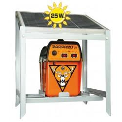 Cerca eléctrica Zarpazo 12V Solar
