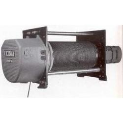 Polipasto eléctrico de cable EUROBLOC C.4.12.N.2/1 fijo 400Kg