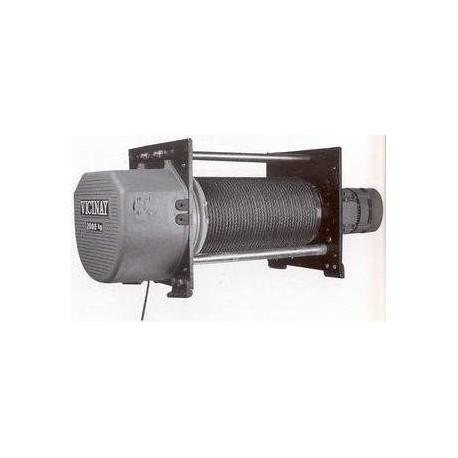 Polipasto eléctrico de cable EUROBLOC C.10.6.N.2/1 fijo 1000Kg