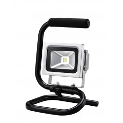 Foco LED con soporte y cable 1,5m