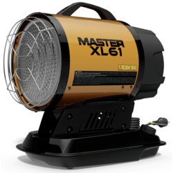 Calentador por infrarrojos Master XL61