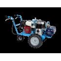 Motocompresor de aire autopropulsado MC 550 CAMPAGNOLA