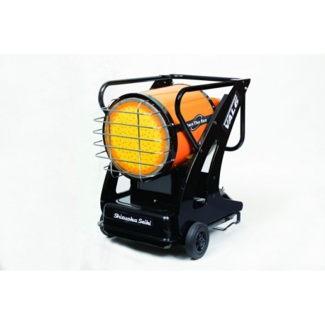 Calentador de aire por infrarrojos VAL6 KBE1S
