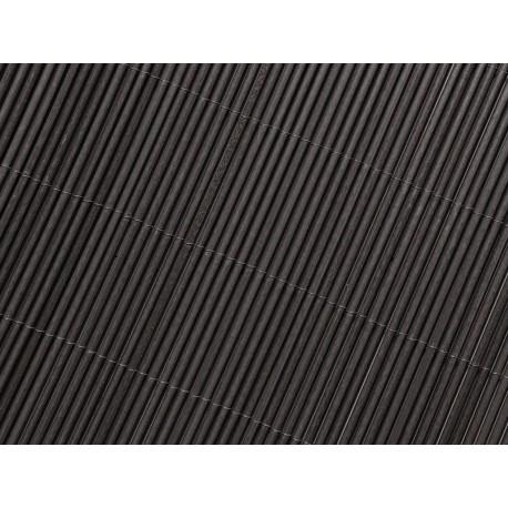 Mimbre ecológico Lop Antracita 1x3 m