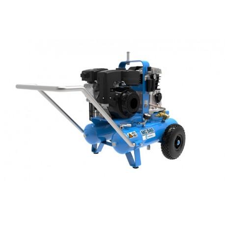 Motocompresor de aire con ruedas MC 540 CAMPAGNOLA