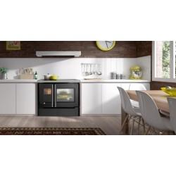 Cocina doméstica CARES Leña Hergom