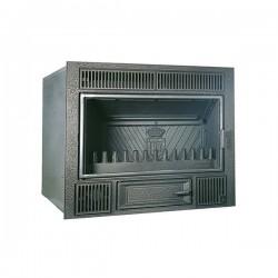 Cassete insertable C-3/80 leña Hergom