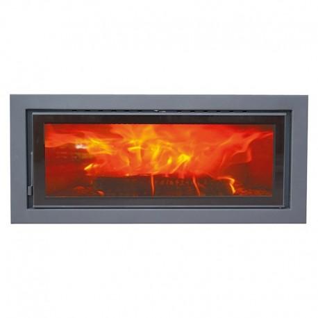 Hogar Fireplace 101-S EcoDesign leña Panadero
