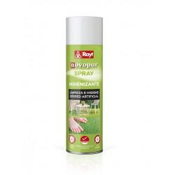 Spray Higienizante Césped Novopur