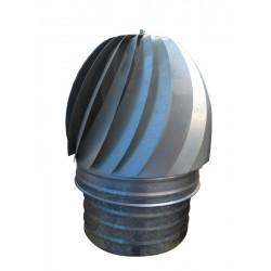 Extractor Giratorio Galvanizado