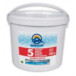 Cloro Quimiclor 5 Efectos