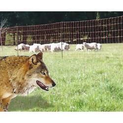 Malla para animales salvajes
