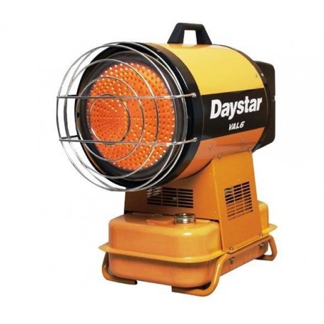 Calentador de aire por infrarrojos Val 6 Daystar