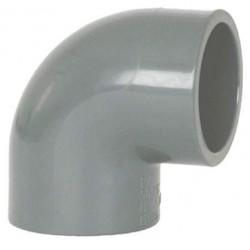 Codo PVC 90º 32mm