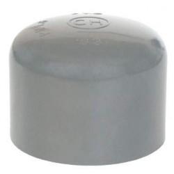 Tapón Liso PVC