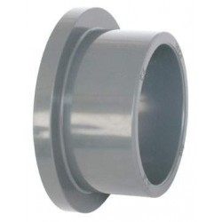 Manguito portabridas PVC 63mm