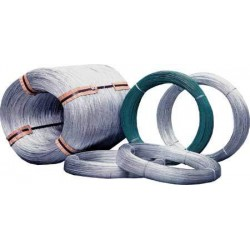 Rollo alambre galvanizado 40kg - 2mm
