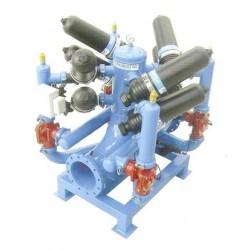 Filtro automático anillas tipo TORRE Mod. 3DT18