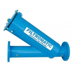 Filtro metálico de malla para hidrantes, aspersión y pie de pivot MP5Y