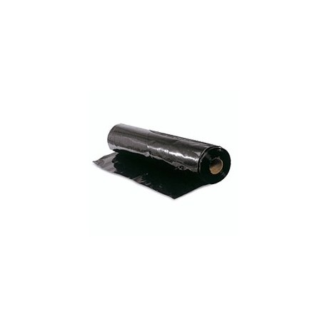 Plástico negro antihierbas especial para hortal Galga 300 1m ancho