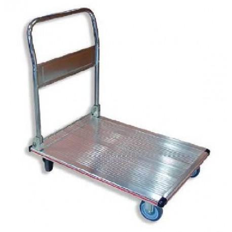 Carro plataforma plegable aluminio GAYNER 300kg